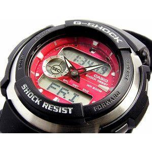 G-SHOCK Gショック ジーショック g-shock gショック G-SPIKE Gスパイク レッド ブラック G-300-4 腕時計 G-SHOCK Gショック g-supply