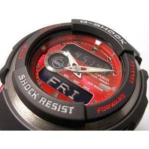 G-SHOCK Gショック ジーショック g-shock gショック G-SPIKE Gスパイク レッド G-300L-4AV 腕時計 G-SHOCK Gショック g-supply
