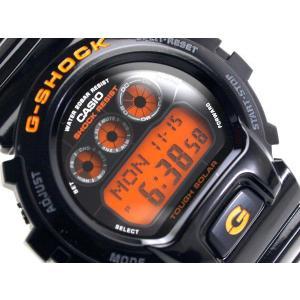 G-SHOCK Gショック ジーショック g-shock gショック ソーラー オレンジ×ブラック G-6900B-1DR 腕時計 G-SHOCK Gショック g-supply