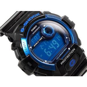 G-SHOCK ジーショック Gショック g-shock gショック ブルー ブラック G-8900A-1 G-SHOCK Gショック|g-supply