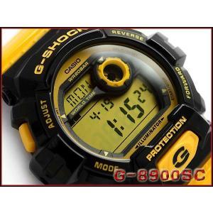 G-SHOCK Gショック ジーショック g-shock gショック クレイジーカラーズ イエロー×ブラック G-8900SC-1YDR G-SHOCK Gショック|g-supply