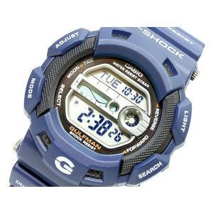 G-SHOCK Gショック ジーショック g-shock gショック ガルフマン ブルー G-9100-2DR 腕時計 G-SHOCK Gショック|g-supply