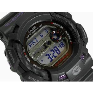 G-SHOCK Gショック ジーショック g-shock gショック ガルフマン パープル ブラック G-9100BP-1 腕時計 G-SHOCK Gショック|g-supply