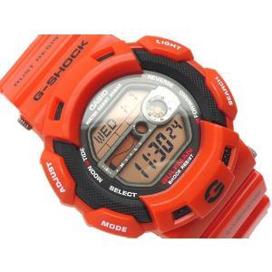 G-SHOCK Gショック ジーショック g-shock gショック ガルフマン オレンジ G-9100R-4DR 腕時計 G-SHOCK Gショック|g-supply