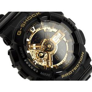 G-SHOCK ジーショック Gショック g-shock gショック Black×Gold Series 限定 アナデジ GA-110GB-1 G-SHOCK Gショック