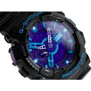 G-SHOCK ジーショック Gショック g-shock gショック ハイパーカラーズ アナデジ GA-110HC-1 G-SHOCK Gショック