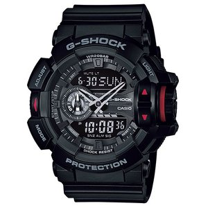 CASIO G-SHOCK カシオ Gショック ジーショック アナデジ 腕時計 ブラック GA-400-1BJF 国内正規モデル|g-supply