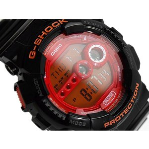G-SHOCK ジーショック Gショック g-shock gショック ハイパーカラーズ オレンジ ブラック GD-100HC-1DR G-SHOCK Gショック|g-supply