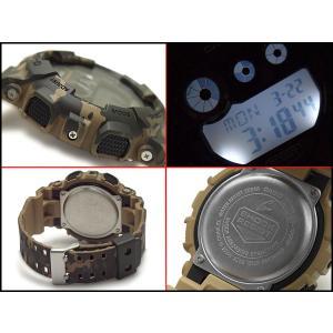 CASIO G-SHOCK カシオ Gショック 海外モデル 限定 カモフラージュシリーズ デジタル 腕時計 カモフラ柄 カーキ GD-120CM-5 g-supply 03