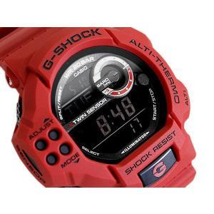G-SHOCK ジーショック Gショック g-shock gショック ツインセンサー レッド GDF-100-4 G-SHOCK Gショック g-supply