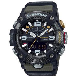[5年間保証対象]G-SHOCK Gショック マッドマスター カシオ アナデジ 腕時計 ブラック カ...