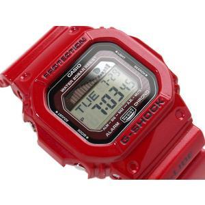 G-SHOCK Gショック ジーショック g-shock gショック G-LIDE Gライド レッド GLX-5600-4 腕時計 G-SHOCK Gショック g-supply