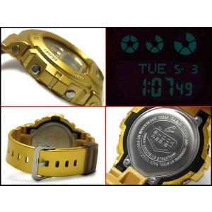 CASIO G-SHOCK カシオ Gショック ジーショック 限定モデル S Series Sシリーズ デジタル 腕時計 メタリック ゴールド GMD-S6900SM-9|g-supply|03