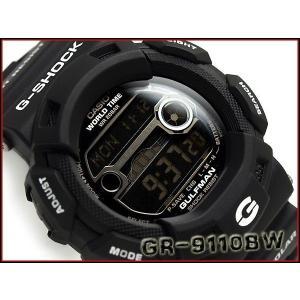 G-SHOCK Gショック ジーショック g-shock gショック ガルフマン ソーラー オールブラック GR-9110BW-1DR 腕時計 G-SHOCK Gショック|g-supply