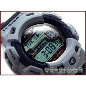 G-SHOCK Gショック ジーショック g-shock gショック ガルフマン ソーラー カーキ×グレー GR-9110ER-2 腕時計 G-SHOCK Gショック|g-supply