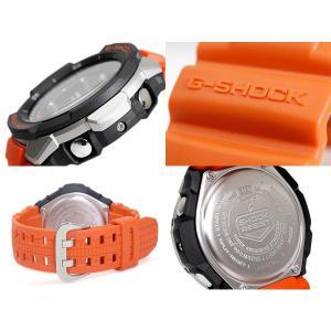 G-SHOCK Gショック ジーショック g-shock gショック SKY COCKPIT 電波ソーラー ブラック オレンジ GW-3000M-4A 腕時計|g-supply|03