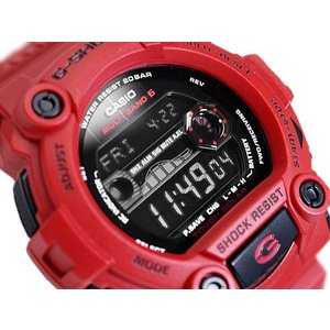G-SHOCK Gショック ジーショック g-shock gショック 電波 ソーラー バーニングレッド GW-7900RD-4  腕時計 G-SHOCK Gショック g-supply