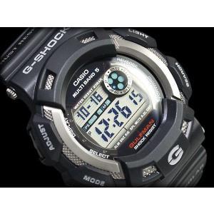 G-SHOCK Gショック ジーショック g-shock gショック ガルフマン 電波 ソーラー ブラック GW-9100-1 腕時計 G-SHOCK Gショック|g-supply