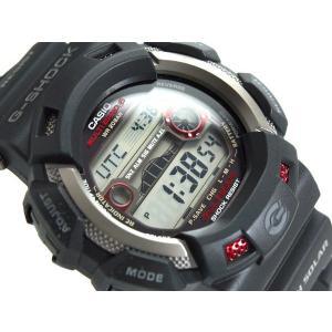 G-SHOCK Gショック ジーショック g-shock gショック ガルフマン 電波 ソーラー ブラック GW-9110-1 腕時計 G-SHOCK Gショック|g-supply