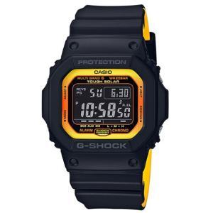 G-SHOCK Gショック ジーショック 限定 Black&Yellowシリーズ カシオ CASIO デジタル 腕時計 イエロー ブラック GW-M5610BY-1JF 国内正規モデル|g-supply