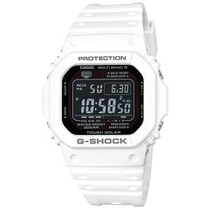 カシオ Gショック CASIO G-SHOCK ジーショック デジタル ソーラー 電波 メンズ 腕時計 ホワイト ブラック ペアモデル GW-M5610MD-7JF 国内正規品