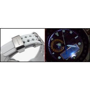 G-SHOCK Gショック ジーショック CASIO ガルフマスター 限定 海外モデル アナデジ 電波 ソーラー メンズ 腕時計 アイスブルー GWN-1000E-8A|g-supply|04