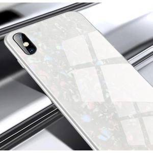 ホワイト 応機種:iPhone Xmax *ご注文前にお手持ちの機器をご確認くださるようお願い致しま...