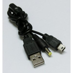 PSP 2in1 ケーブル (充電・データ転送)|g-take-com