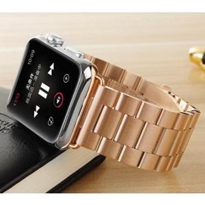 Apple Watch 42mm ステンレスバンド(ローズピンク) g-take-com