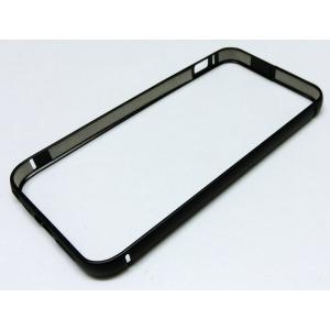 iPhone SE/5s/5 用 アルミ製バンパー(ブラック)|g-take-com