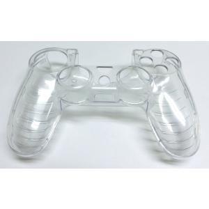 PS4 コントローラー用クリスタル保護ケース g-take-com