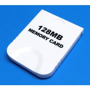 Wii/GC 128M メモリーカード|g-take-com