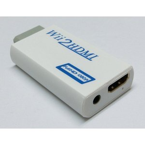 Wii to HDMI コンバーター|g-take-com