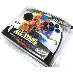 PS3 WWE ワイヤレスコントローラー(B)|g-take-com
