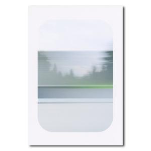 【大洲大作ポストカード】光のシークエンス - Trans / Lines(1)