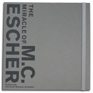 『生誕120年 イスラエル博物館所蔵 ミラクル エッシャー展 奇想版画家の謎を解く8つの鍵』  公式図録