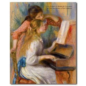 【展覧会図録】オランジュリー美術館コレクション ルノワールとパリに恋した12人の画家たち