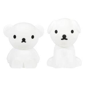 MIFFY FIRST LIGHT(高さ:30cm) やわらか&かわいいミッフィーのポータブルLEDライト【ポイント5倍】