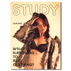 STUDY#7 WHAT'S HAPPENING TO REAL CLOTHING?