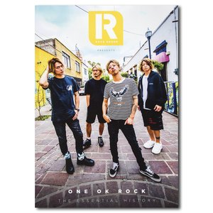 """ROCK SOUND presents """"ONE OK ROCK - The Essential H..."""