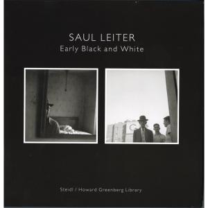 写真集『Saul Leiter:Early Black an...