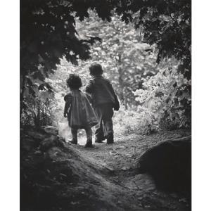 【受注生産】【シート・公式モダンプリント】《The Walk to Paradise Garden》(楽園への歩み)|銀座 蔦屋書店