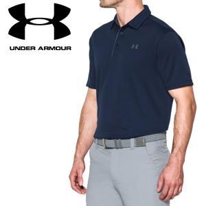 アンダーアーマー ゴルフウェア ポロシャツ 1290140 メンズ 2019春夏|g-zone