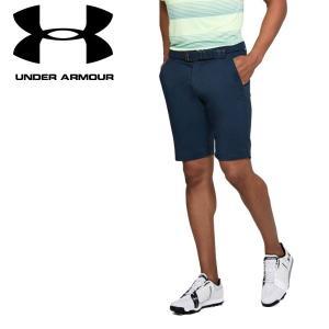 アンダーアーマー ゴルフ ショートパンツ UAショウダウンテパー 1309548 メンズ 19SS|g-zone