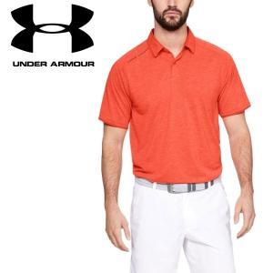 アンダーアーマー ゴルフ 半袖ポロシャツ UAバニッシュポロ 1327029 メンズ 19SS|g-zone
