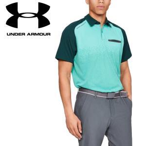 アンダーアーマー ゴルフウェア ポロシャツ バニッシュライズポロ 1327032 メンズ 2019春夏|g-zone