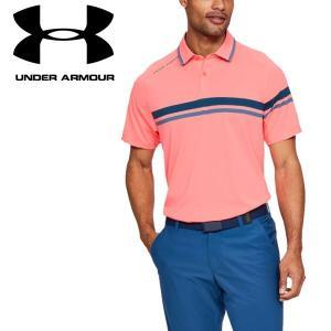 アンダーアーマー ゴルフウェア ポロシャツ バニッシュドライブポロ 1327033 メンズ 2019春夏|g-zone