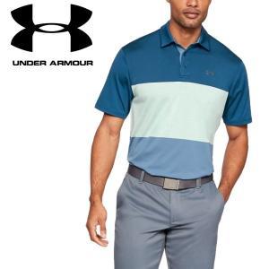 アンダーアーマー ゴルフウェア ポロシャツ プレイオフポロ2.0 1327037 メンズ 2019春夏|g-zone