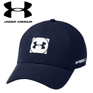 アンダーアーマー ゴルフウェア UAオフィシャルツアー キャップ 3.0 1328667 メンズ 2019春夏|g-zone