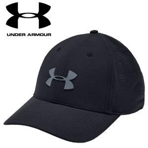 アンダーアーマー ゴルフウェア UAドライバー キャップ 3.0 1328670 メンズ 2019春夏|g-zone